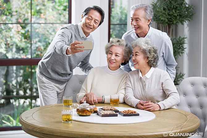 老年人能力评估师